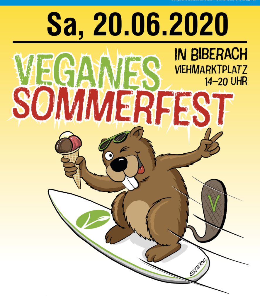Veganes Sommerfest in Biberach
